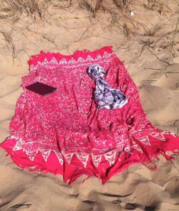 Sunshine, sand and peace